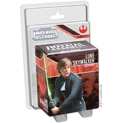 Star Wars: Imperial Assault - Luke Skywalker, Jedi Knight Ally Pack