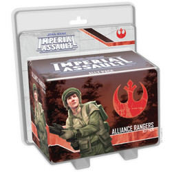 Star Wars: Imperial Assault - Alliance Rangers A...