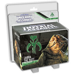 Star Wars: Imperial Assault - Jabba the Hutt Vil...