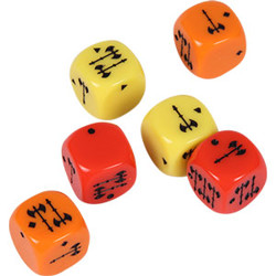 Conan - Dice Set
