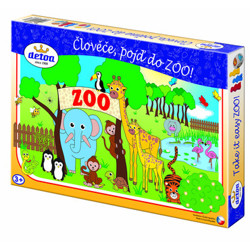 Člověče, pojď do ZOO!