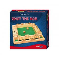Shut the Box - sada deluxe