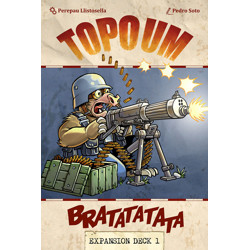 Topoum: Bratatatata - Expansion Deck 1