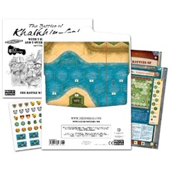 Memoir 44 - Battles of Khalkhin Gol