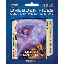 The Dresden Files: Cooperative Card Game - Helping Hands, Expansion 2