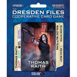 The Dresden Files: Cooperative Card Game - Fan F...