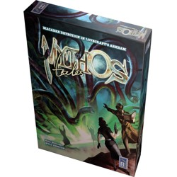 Mythos Tales: Hardcover Edition
