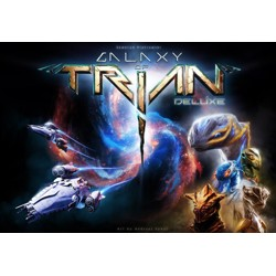 Galaxy Of Trian Deluxe Board Game
