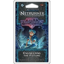 Android Netrunner LCG: World Champion Corp Deck ...