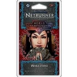 Android Netrunner LCG: World Champion Runner Dec...