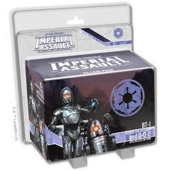 Star Wars: Imperial Assault - BT-1 and 0-0-0 Vil...