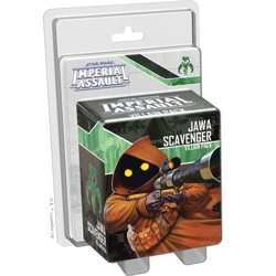 Star Wars: Imperial Assault - Jawa Scavenger Vil...