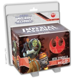 Star Wars: Imperial Assault - Hera Syndulla and ...