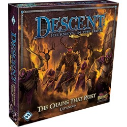 Descent 2nd edition: The Chains That Rust Expans...