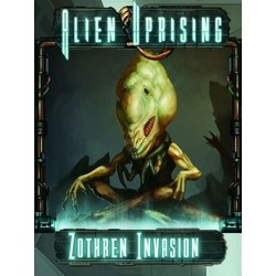 Alien Uprising - Zothren Invasion