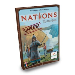 Nations: The Dice Game - Unrest Expansion