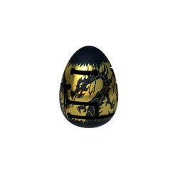 Smart Egg hlavolam - Black Dragon