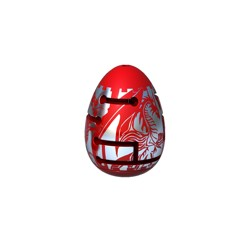 Smart Egg hlavolam - Red Dragon