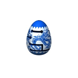 Smart Egg hlavolam - Blue Dragon