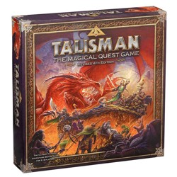 Talisman 4th Edition - Core Game
