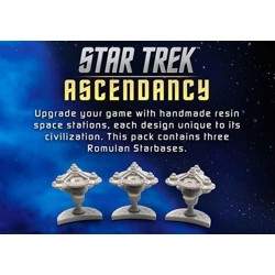 Star Trek: Ascendancy - Romulan starbases pack