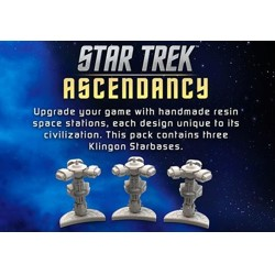 Star Trek: Ascendancy - Klingon starbases pack