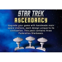 Star Trek: Ascendancy - Federation starbases pack