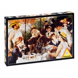 Puzzle - Renoir: Boating Party (1000 dílků)