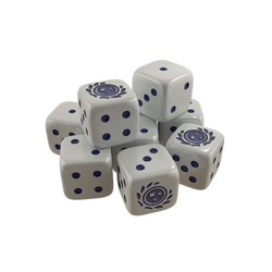Star Trek: Ascendancy - Federation dice pack