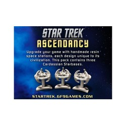 Star Trek: Ascendancy - Ferengi  starbases pack