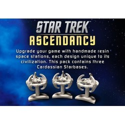 Star Trek: Ascendancy - Cardassian starbases pack