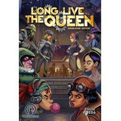Long live the Queen - Dieselpunk Edition