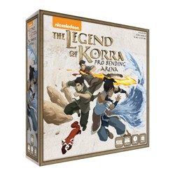The Legend of Korra - Pro-Bending Arena