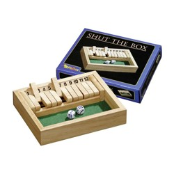 Shut the Box 12 - mini