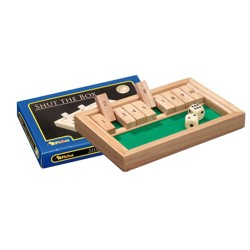 Shut the Box - mini