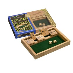 Shut the Box - bambus
