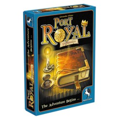 Port Royal: The Adventure begins ...