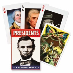 Poker karty Presidents