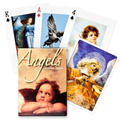 Poker karty Angels