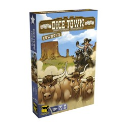 Dice Town - Cowboy Expansion