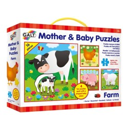 Puzzle - Mother and Baby - Farma