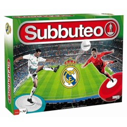 Subbuteo Playset: Real Madrid (2018)