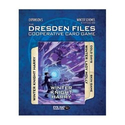 The Dresden Files: Cooperative Card Game - Winte...