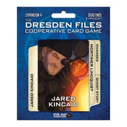 The Dresden Files: Cooperative Card Game - Dead ...