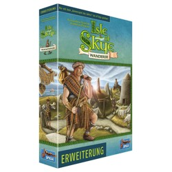 Isle of Skye: Wanderer/Journeymen Expansion (Ost...