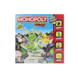Monopoly junior - Nové