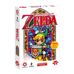 Puzzle: Zelda Link - The Hero of Hyrule (360 dílků)