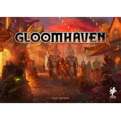 Gloomhaven (Eng - 2nd edition)