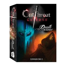 Cutthroat Caverns: Death Incarnate (expansion pa...