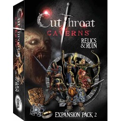 Cutthroat Caverns: Relics and Ruins (expansion p...